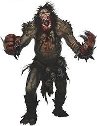 monster creature grendel.  Monster Image From HttppaizocomimagecontentPathfinderRPGPZO1127Grendeljpg In Monster Creature Grendel