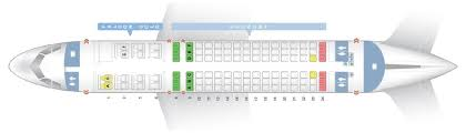 A320 Airbus 100 200 Seating Chart Gulf Air Fleet Airbus A320 200 Details And Pictures