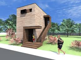 Architecture -Tiny Small modern house plan. Renders and images realized  with artlantis and archicad - YouTube