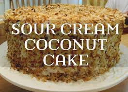 Worlds Best Coconut Cake Recipe Delishably