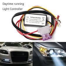 Universal Daytime Running Light Module Details About 12v Led Daytime Running Light Automatic On Off Control Module Switch Relay Drl