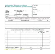 78 Explicit Free Printable Medical Chart
