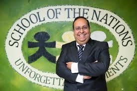 Vivek Nair, Principal at School of the Nation Macao | Macao News