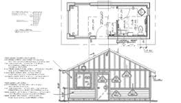 architectural design drawings. Exellent Design Large Parking Gatehouse Design Drawings In Architectural E