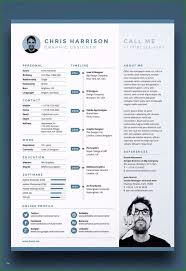 Photoshop Resume Template Free Download Exceptional 7 Free Editable