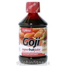 Goji: a miracle health Drink?