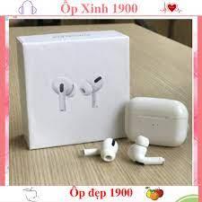 Tai Nghe Không Dây Bluetooth airpods pro thế hệ thứ 3 ( TWS airpod pro ) và  Vỏ ốp lưng Airpod / Airpods Pro - Tai nghe Bluetooth nhét Tai Nhãn hàng No  Brand
