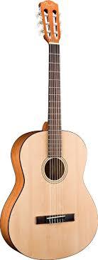 <b>Fender ESC80</b> NATURAL CLASSICAL 3/4 <b>классическая гитара</b> с ...