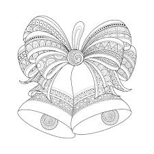Small Picture Coloring Pages Coloring Pages For Christmas Trees Being Decorated