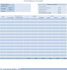expense sheet business expense log template