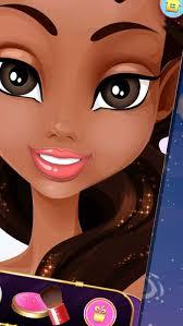 princess love lipstick makeup games