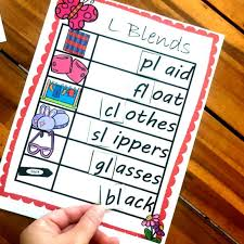 Our free phonics worksheets are colors, simple, and let kids understand phonics in a natural way through fun reading and speaking activities. Free L Blends Worksheets