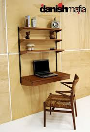 mid century danish modern teak cado wall system