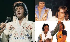 Elvis Presley's step-brother reveals how the King 'overdosed on ...