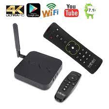 Buy Online MINIX NEO U9-H + NEO A3 Smart TV BOX With Voice Input Air Mouse  64-bit Octa-Core Media Hub Android 7.1 2GB 4K HDR Smart TV BOX ▻ Alitools