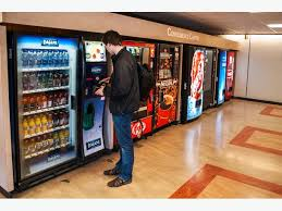 Vending Machine Business For Sale In Houston