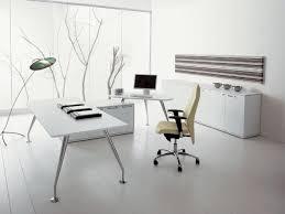 minimalist home office design. Stunning White Home Office Design For The Minimalist I