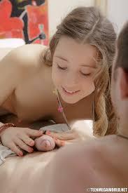 Nud teen video