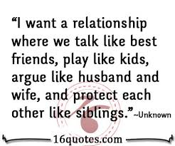 I Want A Relationship Quotes New I Want A Relationship Where We Talk Like Best Friends