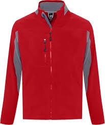<b>Куртка мужская NORDIC красная</b> (артикул 55500145) - Проект 111