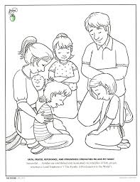 Small Picture Emejing Lds Primary Coloring Pages Prayer Images Coloring Page