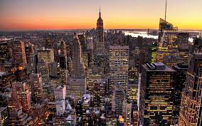 NYC Skyline Wallpapers Group (88+)