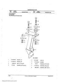 international harvester 260 a tractor loader backhoe parts manual international harvester 260 a tractor loader backhoe parts manual page 4