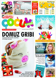 Kids Newspaper Template 11 Kids Newspaper Templates Free Sample Example Format Download