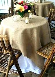 round burlap tablecloth round bedside table cloths burlap table clothes seaside themed tablecloths circular bedside table