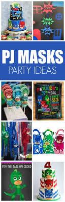 Pj Mask Party Decoration Ideas 100 Fun PJ Masks Party Ideas Pretty My Party 90