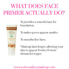 one of the 6 basic makeup essentials is face primer but what exactly does it