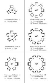best 25 round kitchen tables ideas on round dining gorgeous 10 seat dining table dimensions
