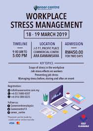 Workplace Stress Management Workplace Stress Management Career Centre Malaysia