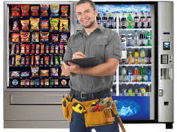 Vending Machine Servicer Custom HomeJph Enterprises
