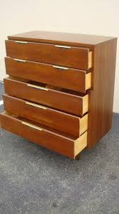 sold mid century kent coffey tableau wardrobe dresser