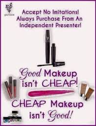 makeup from auction sites and other places is just that invest in yourself great s are not for a reason