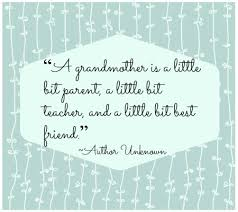 Grandmother Quotes Adorable Quotes About Grandmas Disney Baby