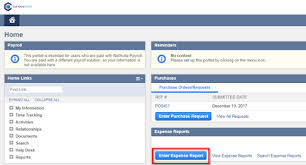 espense report steps to create expense reports in netsuite