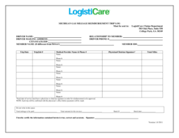 gas reimbursement form gas mileage reimbursement form templates fillable printable