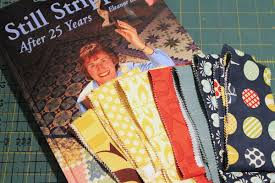 You Can't Miss This FREE Quilt-in-a-Day Log Cabin Tutorial & Strip piecing materials Adamdwight.com