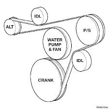 yj belt diagram com this should help
