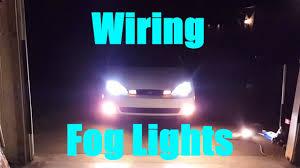 Ford Focus Fog Lights Switch Installing Fog Lights On A Ford Focus