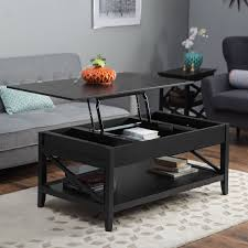 Idea Coffee Table Coffee Table Amazing Black Coffee Table With Storage Design Ideas
