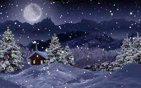 Christmas Live Wallpaper Snow Falling