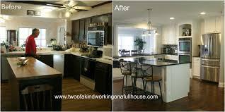 Mobile Home Kitchen Remodel Home Remodels Home Design Inspiration