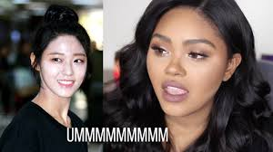 there is no place for dark skin in kbeauty rant kenniejd