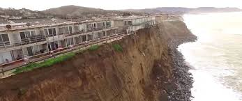 Image result for Coastal storm erosion Pacifica, CA picture