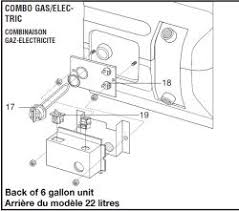 where is heater element of atwood water heater etrailer com Atwood Gc6aa 10e Wiring Diagram click to enlarge atwood gc6aa-10e wiring diagram