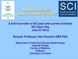 Sci Ppt Ppt Schistosomiasis Control Initiative Sci Powerpoint