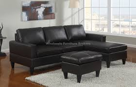 wonderful small leather sofa with chaise leather sectional furniture info